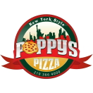 Poppys Pizza Menu