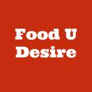 Food U Desire Menu