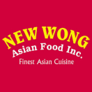 Wong Asian Food Menu