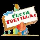 Fresh Tortillas Menu