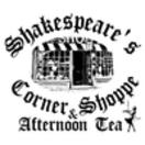Shakespeare's Corner Shoppe Menu