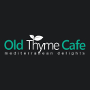 Old Thyme Cafe Menu
