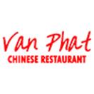 Van Phat Chinese Restaurant Menu