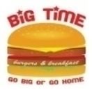 Big Time Burgers Menu