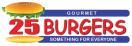 30 Burgers Menu