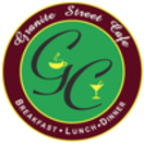 Granite Street Cafe Menu
