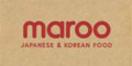 Maroo Menu