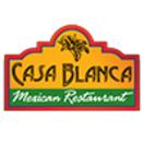 Casa Blanca Mexican Restaurant Menu