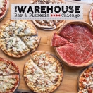 The Warehouse Bar and Pizzeria Menu