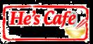 He's Cafe Menu