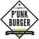P'unk Burger Menu