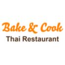 Bake & Cook Thai Restaurant Menu