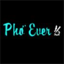 Pho Ever Menu