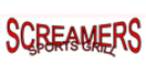 Screamers Sports Grill Menu