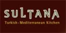 Sultana Restaurant Menu