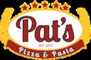 Pat's Pizza & Pasta - Salisbury Menu