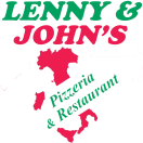 Lenny & John Pizzeria & Restaurant Menu
