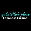 Gabriella's Place Lebanese Cuisine Menu