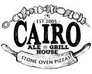 Cairo Pizza & Mediterranean Menu
