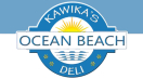 Kawika's Ocean Beach Deli Menu