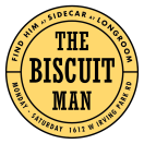 The Biscuit Man Menu