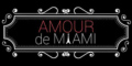 Amour de Miami Menu