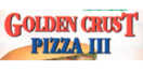 Golden Crust Pizza III Menu