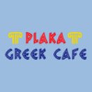 Plaka Greek Cafe Menu