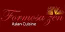 Formosa Zen Asian Cuisine Menu