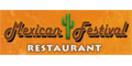 Mexican Festival Restaurant Menu