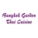 Bangkok Garden Thai Cuisine Menu