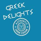Greek Delights Cafe Menu