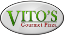 Vito's Gourmet Pizza Menu