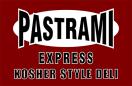 Pastrami Express Menu