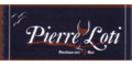 Pierre Loti West Menu