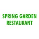 Spring Garden Restaurant Menu