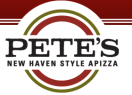 Pete's New Haven Style Apizza Menu