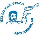 Hello Faz Pizza Menu
