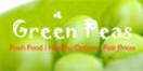 Green Peas Menu