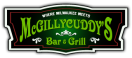 McGillycuddy's Bar & Grill Menu