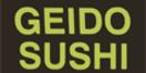 Geido Sushi Menu