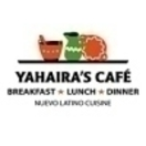 Yahaira's Cafe Menu