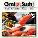 Sushi Omi Menu