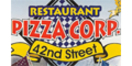 42nd Street Pizza Menu