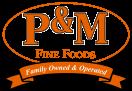 P&M Orange Street Market Menu