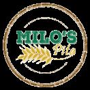 Milo's Pita Menu