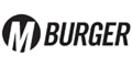 M Burger Menu