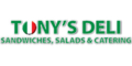Tony's Deli Menu