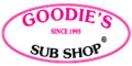 Goodie's Sub Shop Menu
