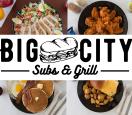 Big City Subs & Grill Menu